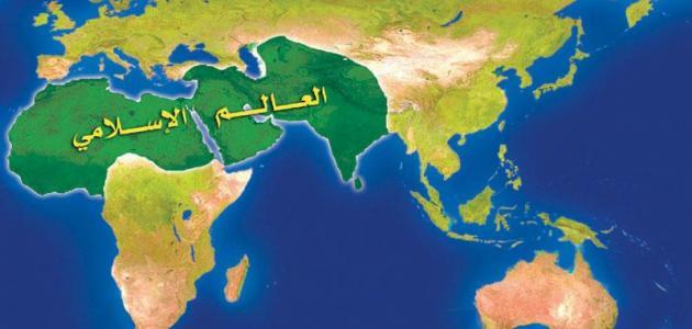 حاضر العالم الإسلامي