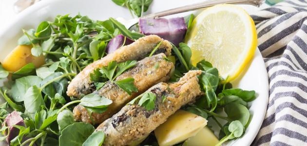 وصفات طبخ السمك