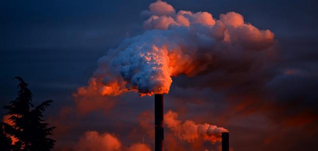 ظاهرة تلوث الهواء