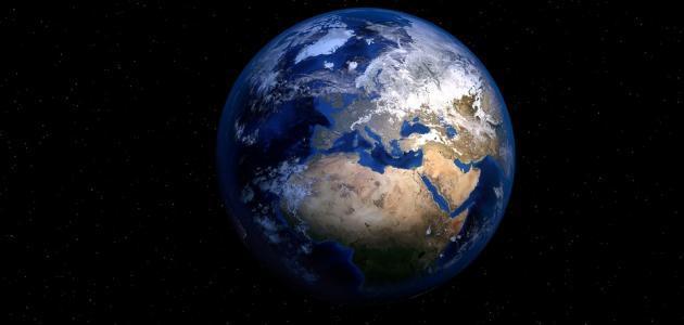 خصائص الأرض