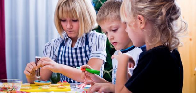 كيفية تنمية مهارات الطفل