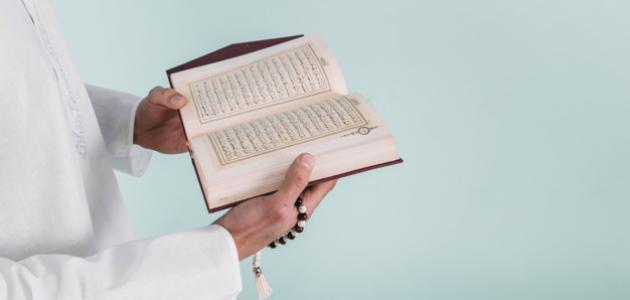 حديث على فضل قراءة القرآن