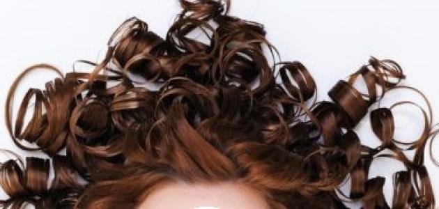 كيفية تمويج الشعر القصير