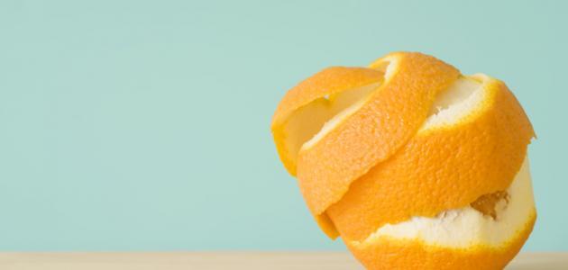 كيفية الاستفادة من قشر البرتقال