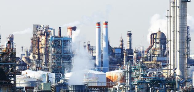 كيفية تكرير النفط الخام