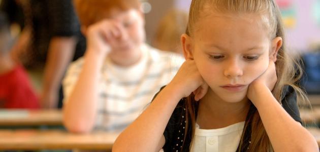 ما هي أعراض صعوبات التعلم