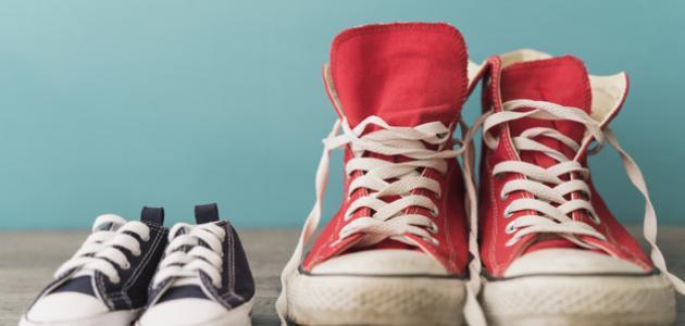 كيفية التخلص من الرائحة الكريهة للأحذية