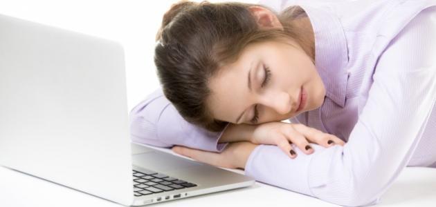 ما هو سبب زيادة النوم