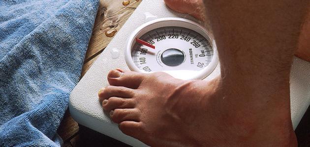 كيفية تخفيف الوزن عند الرجال