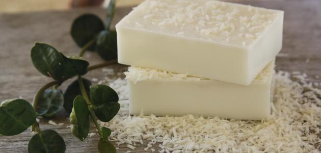 كيفية صنع صابون طبيعي للوجه