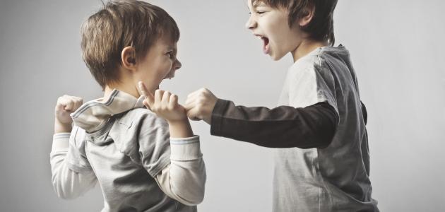 طرق التعامل مع الطفل العصبي