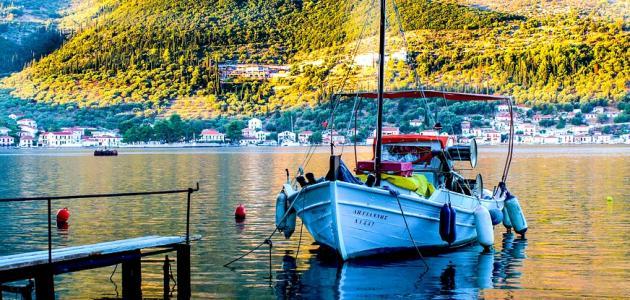 جزيرة كاليمنوس اليونانية