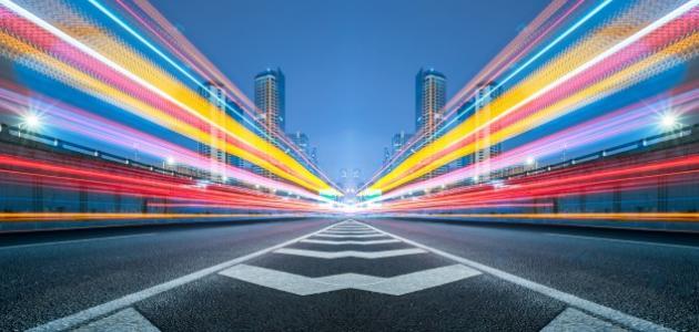 طرق قياس سرعة الضوء