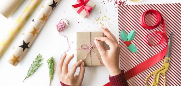 أفكار لصنع هدايا