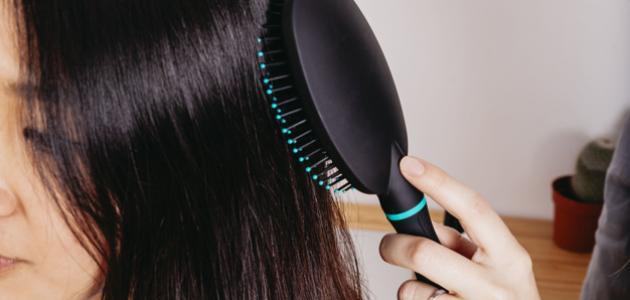 كيفية صنع مثبت الشعر في المنزل