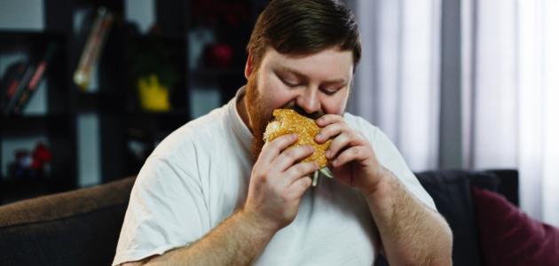 علاج الإدمان على الطعام