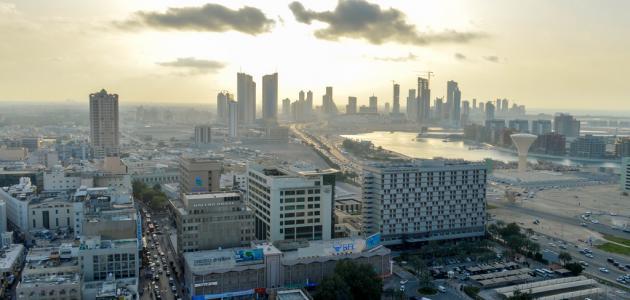 المحافظات في البحرين