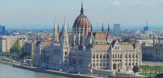 مدن هنغاريا