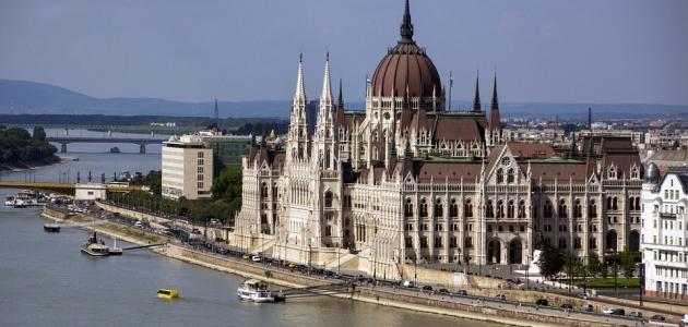 معلومات عن دولة المجر