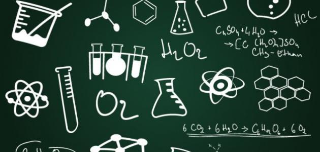 معادلة تفاعل كربونات الكالسيوم مع حمض الهيدروكلوريك