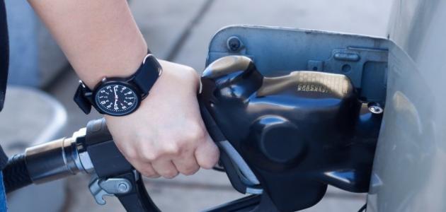 خصائص البنزين