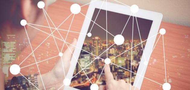 ما هي مكونات شبكة الإنترنت
