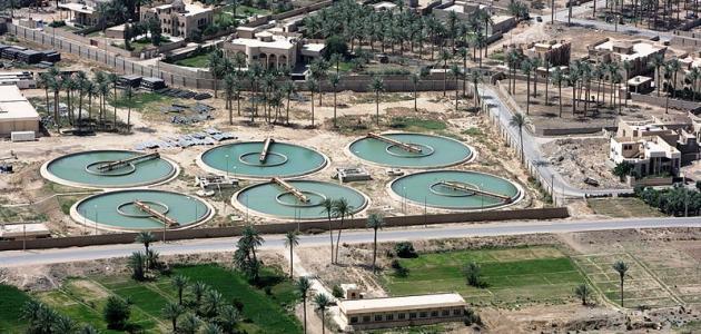 مكونات محطات تحلية المياه
