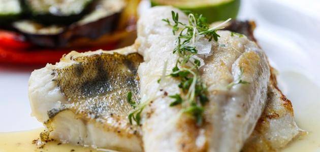 طريقة عمل السمك بالبطاطس