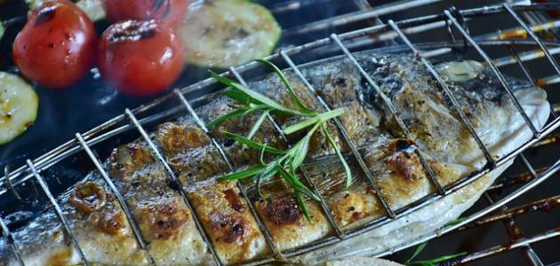 طريقة طبخ سمك الهامور