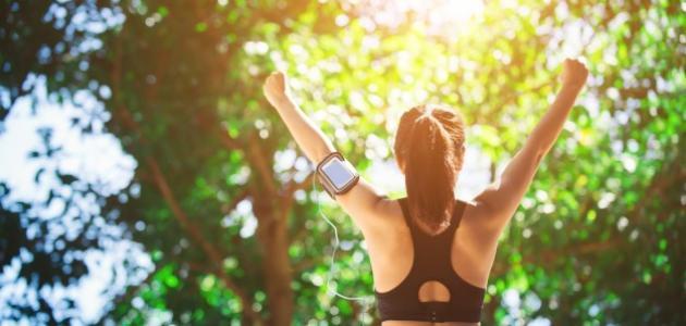 كيفية زيادة النشاط والحيوية