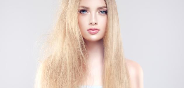 أضرار بروتين فرد الشعر