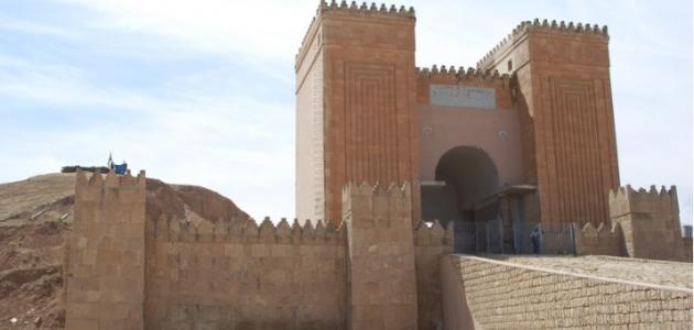 مدينة نينوى العراقية