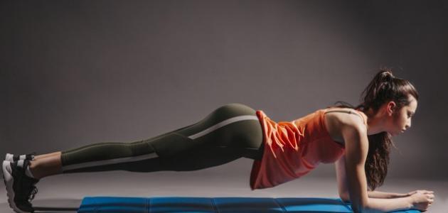 رياضة لإنقاص وزن الأرداف