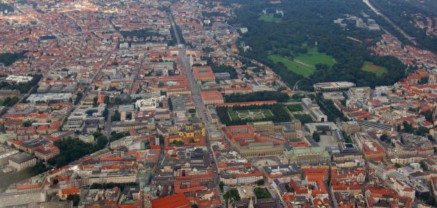 مدن قريبة من ميونخ