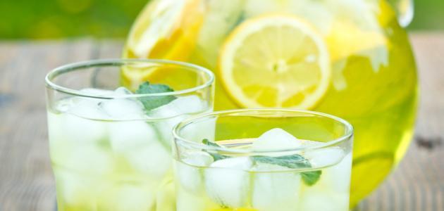 كيف تصنع عصير الليمون