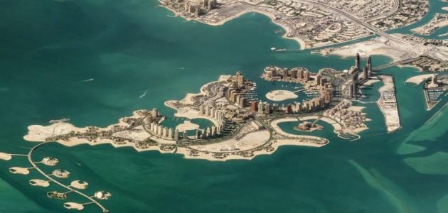 أين تقع جزيرة اللؤلؤة في قطر - موضوع
