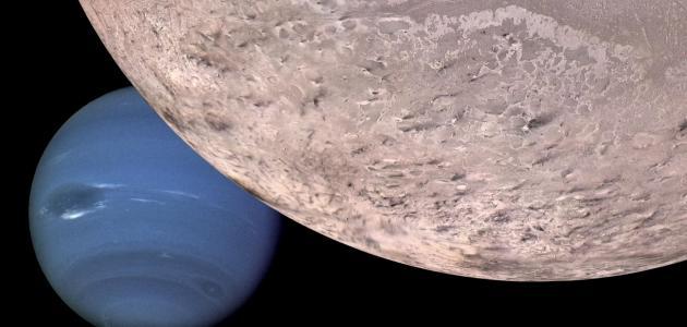 تعريف كوكب نبتون