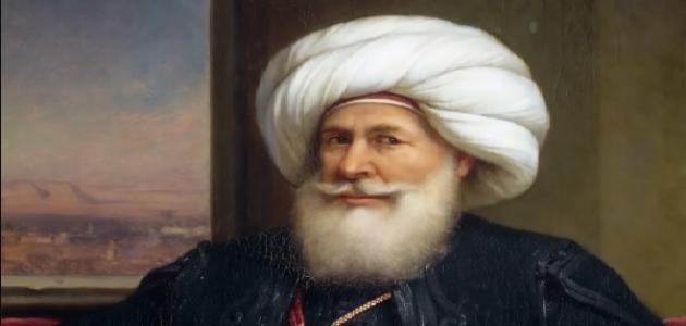 بحث عن محمد علي باشا
