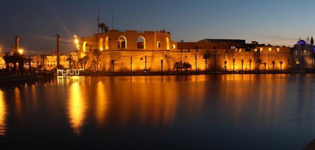 معالم ليبيا السياحية