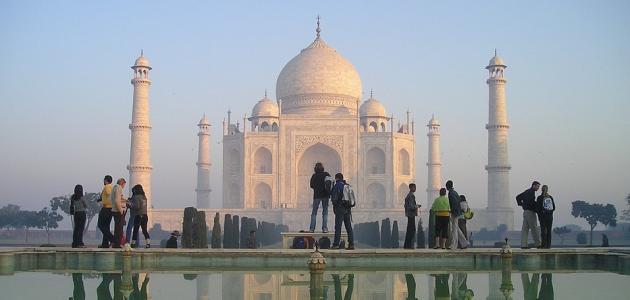 المعالم السياحية بالهند