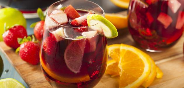 كيف تصنع عصير كوكتيل