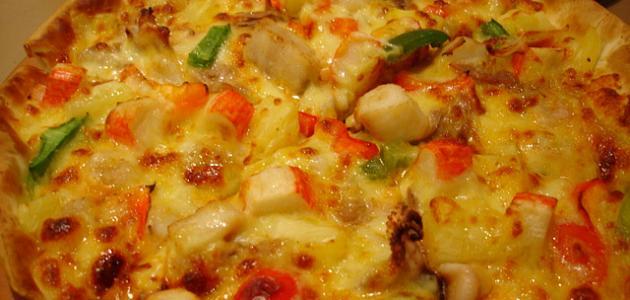 كيف تصنع البيتزا هت