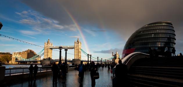 ما هي مدن لندن