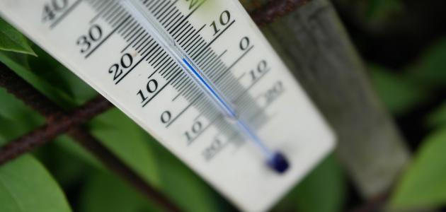 بحث عن الحرارة ودرجة الحرارة