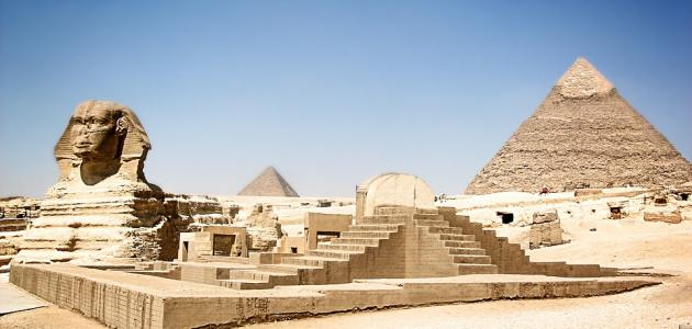 معلومات عن تاريخ مصر القديم