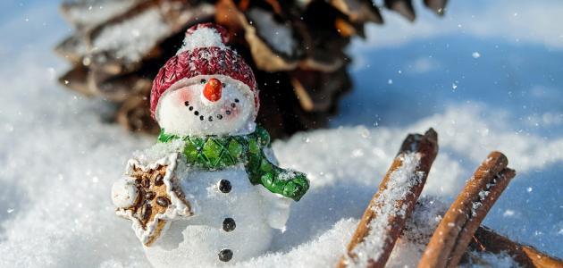 مسجات عن فصل الشتاء