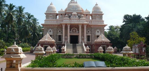 مدينة مدراس الهندية