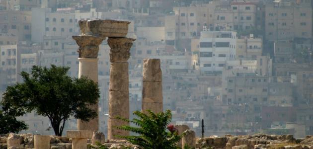 تاريخ مدينة عمَان