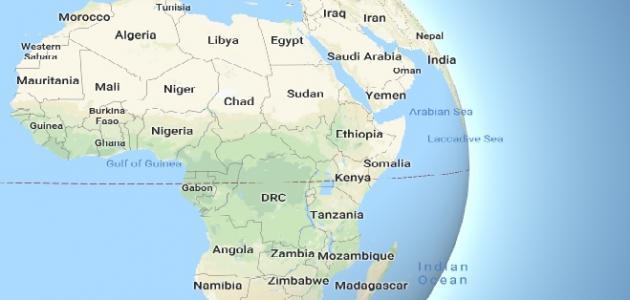 كم عدد الدول الأفريقية وما هي