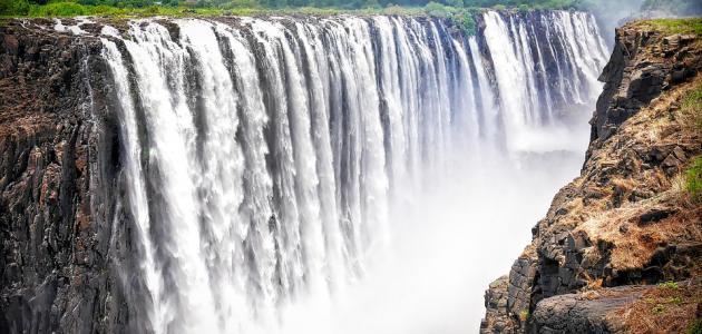 معالم أفريقيا السياحية